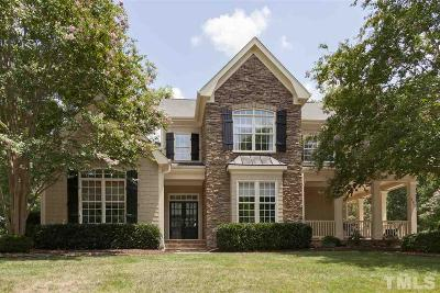 Holly Springs Single Family Home For Sale: 117 Holly Glade Circle