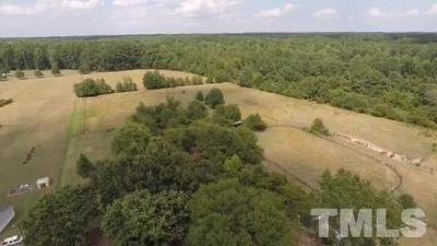 Wake County Residential Lots & Land For Sale: 402 Thompson Road