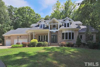 Apex Single Family Home For Sale: 630 Olde Thompson Creek