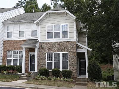 Raleigh Townhouse Contingent: 4835 Sir Duncan Way