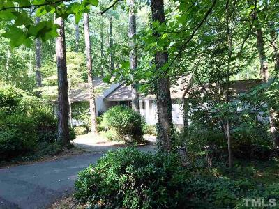 Sanford NC Single Family Home For Sale: $155,000