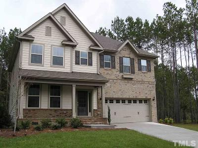 Fuquay Varina Single Family Home For Sale: 8628 Jordan Meadow Drive