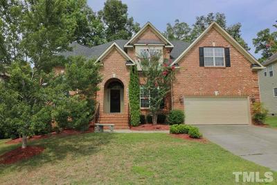 Cary Single Family Home For Sale: 1020 Kennicott Avenue