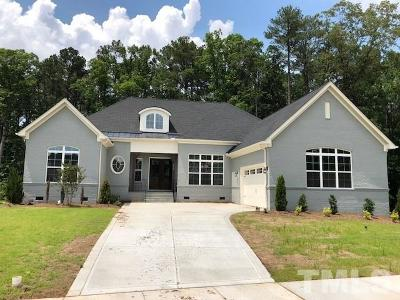 Cary Single Family Home For Sale: 812 Mountain Vista Lane