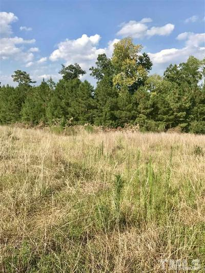 Wake County Residential Lots & Land Pending: 6551 Battle Bridge Road