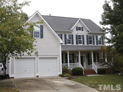 Apex Single Family Home For Sale: 1205 Gopher Lane