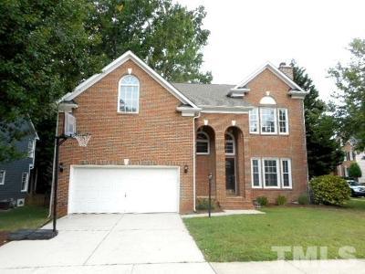 Raleigh Single Family Home For Sale: 8913 Braceridge Road