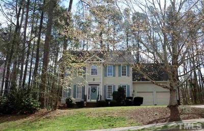 Carrboro Single Family Home For Sale: 602 Manor Ridge Drive
