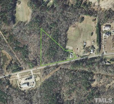 Wake County Residential Lots & Land For Sale: 3808 W Green Level Road