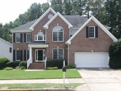 Chapel Hill Single Family Home For Sale: 319 Sylvan Way
