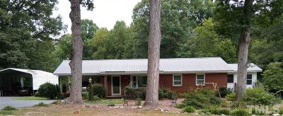 Sanford NC Single Family Home For Sale: $157,900