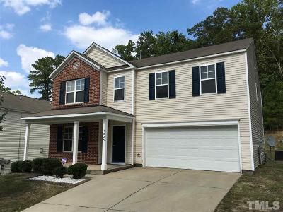 Raleigh Single Family Home Pending: 4225 Offshore Drive