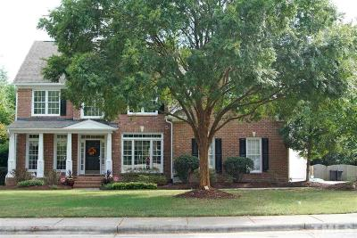 Cary Single Family Home For Sale: 610 Walcott Way