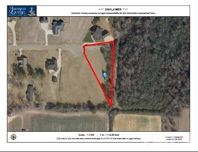 Johnston County Residential Lots & Land For Sale: 120 E Stoneybrook Court