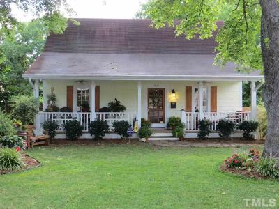 Raleigh Single Family Home For Sale: 1013 Brookside Drive