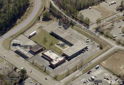 Lee County Commercial For Sale: 1143 Horner Boulevard North