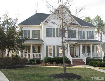 Cary Single Family Home For Sale: 948 Alden Bridge Drive