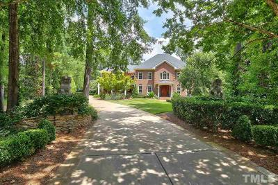 The Oaks Single Family Home For Sale: 113 Waterford Place