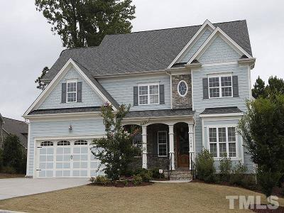 Cary Single Family Home Contingent: 7208 Stonecrest View Lane