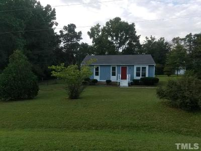 Knightdale Single Family Home Contingent: 104 Meadow Run