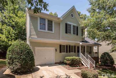 Cary Single Family Home Pending: 107 New Holland Place