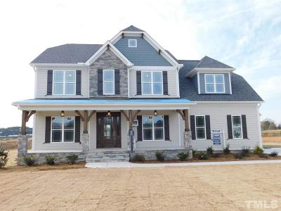 Fuquay Varina Single Family Home For Sale: 3905 Brenton Glen Court #Lot 11