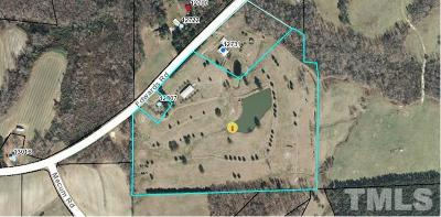 Spring Hope Residential Lots & Land For Sale: 12731 Edwards Road