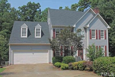 Cary NC Single Family Home For Sale: $358,900