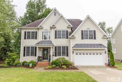 Apex Single Family Home For Sale: 101 Wendhurst Court