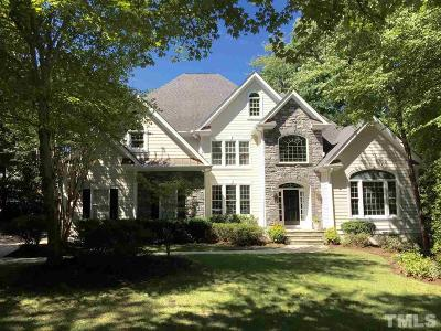 Cary Single Family Home For Sale: 115 Bosswood Court