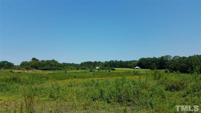 Franklin County Residential Lots & Land For Sale: Tract 4 E Nc 96 Highway