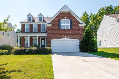 Morrisville Single Family Home For Sale: 912 Delaronde Lane