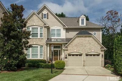 Raleigh Single Family Home For Sale: 2200 Clayette Court