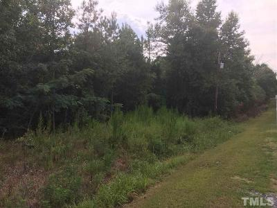 Holly Springs Residential Lots & Land For Sale: 5227 Spence Farm Road