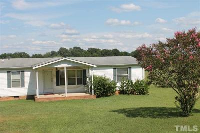 Oxford NC Manufactured Home Sold: $79,900