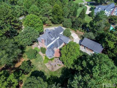 Raleigh Single Family Home For Sale: 12116 Betts Lane