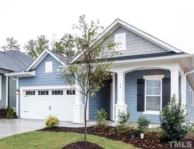 Chatham County Single Family Home Pending: 78 Middleton Place