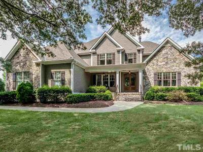 Holly Springs Single Family Home For Sale: 728 Piney Grove Wilbon Road