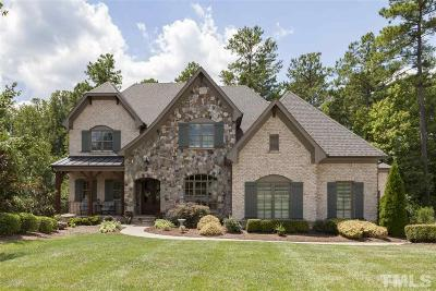 Raleigh Single Family Home Contingent: 3605 Nightfall Court