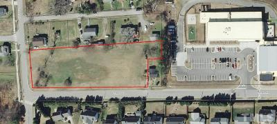 Wake County Residential Lots & Land For Sale: Grigsby Avenue