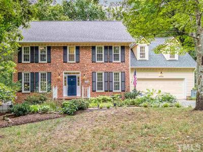 Durham Single Family Home For Sale: 4005 Nottaway Road