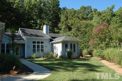 Pittsboro Single Family Home For Sale: 901 Burwell