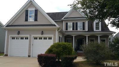 Knightdale Single Family Home For Sale: 2013 River Grove Lane