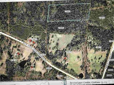 Chatham County Residential Lots & Land For Sale: Silk Hope Gum Springs Road