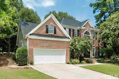 Apex Single Family Home For Sale: 308 Sir Brennan Court