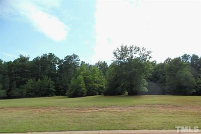 Lee County Residential Lots & Land For Sale: 3 Chancellors Ridge Way