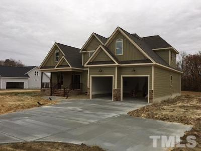 Willow Spring(s) Single Family Home For Sale: 6737 Dwight Rowland Road