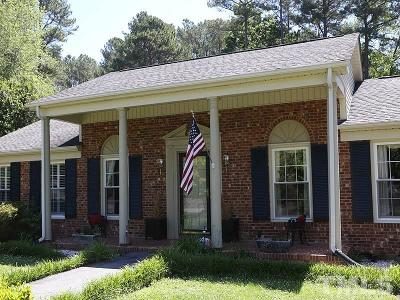 Durham Single Family Home For Sale: 2803 Green Lane Drive