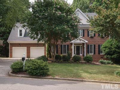 Cary Single Family Home For Sale: 110 Rose Sky Court