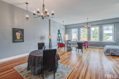 Durham Condo For Sale: 323 W Main Street #E